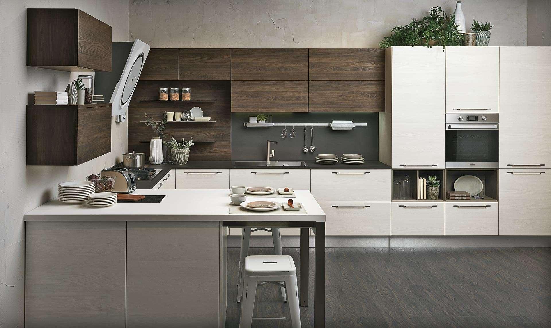 Modifiche cucine il nuovo trend italiano dell 39 arredamento for Cucine low cost roma